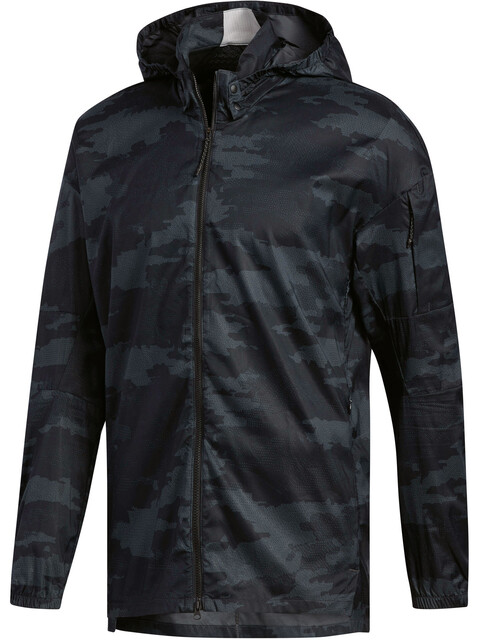 adidas Supernova TKO DPR Jacket Men Carbon/Black